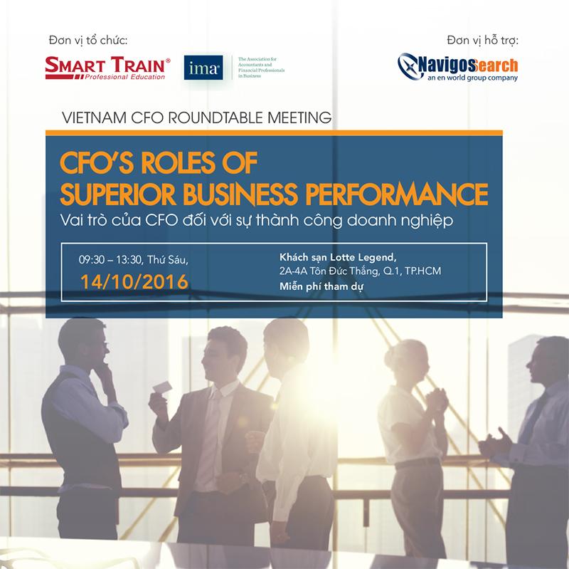 Banner-Vietnam CFO Roundtable Meeting-2016