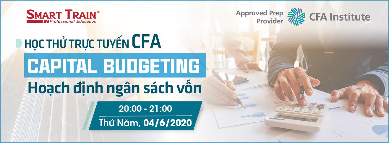 Học thử CFA phân tích đầu tư tài chính