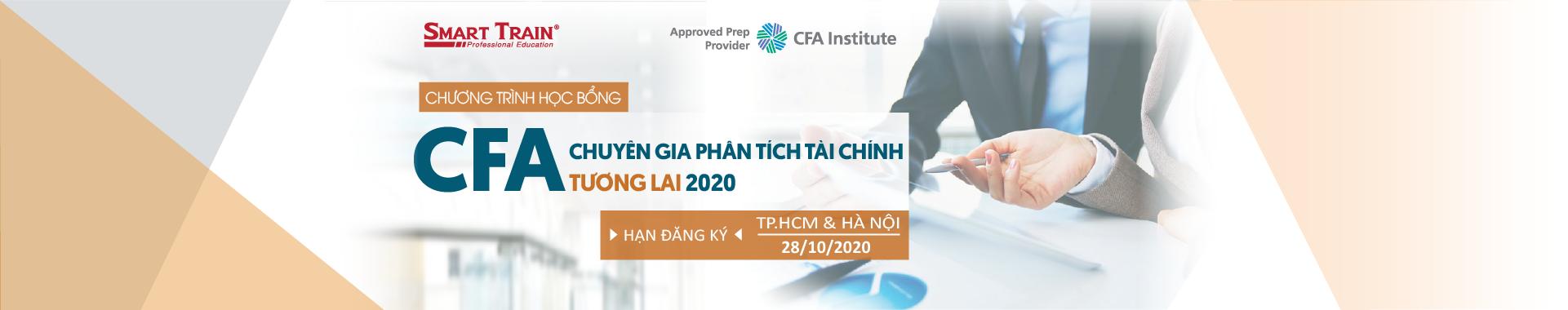Học bổng CFA 2020