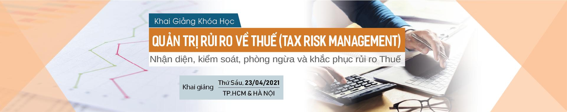 Quản trị rủi ro về Thuế_Banner Website 1920×381